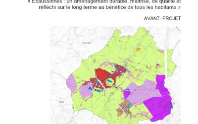 Une avancée dans la mise-en-place d'un guide Communal d'Urbanisme à Ecaussinnes!